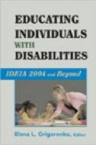 Educating Individuals with Disabilities