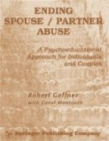 Ending Spouse/ Partner Abuse Clinician's Manual with Workbook