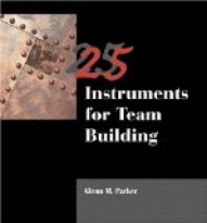 25 Instruments for Team Building
