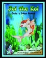 JOI THE KOI GETS A NEW HOME