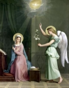 THE HAIL MARY (AVE MARIA):