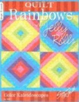 Quilt Rainbows W/Jelly Rolls