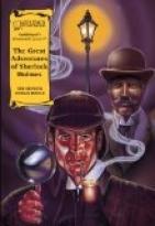 The Great Adventures of Sherlock Holmes (Illus. Classics) HARDCOVER