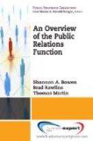 An Overview of the Public Relations Function