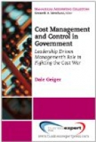 Cost Management and Control in Government