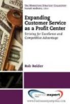 Expanding Customer Service as a Profit Center