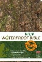 NKJV WATERPROOF BIBLE - CAMOUFLAGE