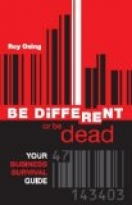 BE DIFFERENT OR BE DEAD 2ND EDITION