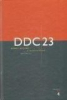 DEWEY DECIMAL CLASSIFICATION AND RELATIVE INDEX, ED. 23