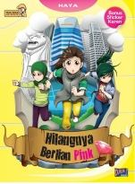 Young Detective: In Search of the Pink Diamond
