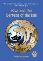 Kiwi and the Serpent of the Isle