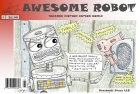 AWESOME ROBOT SCIENCE FICTION ACTION COMIX