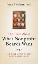 The Truth About What Nonprofit Boards Want