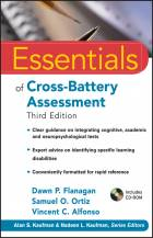 Essentials of Cross-Battery Assessment, Third Edition