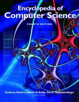 Encyclopedia of Computer Science 4e 2VST
