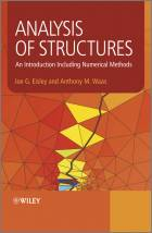 Analysis of Structures - An Introduction including Numerical Methods