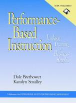Performance-Based Instruction, includes a Microsoft Word diskette