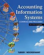 Accounting Information Systems: The Processes andControls, 2nd edition
