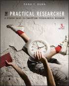 The Practical Researcher - A Student Guide to Conducting Psychological Research 3e