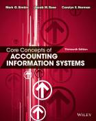 Core Concepts of Accounting Information Systems,13