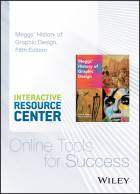 Meggs' History of Graphic Design, Fifth Edition Interactive Resource Center Access Card