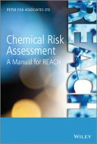 Chemical Risk Assessment - A Manual for REACH