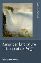 America Literature in Context to 1865
