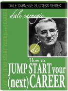 How to Jump Start Your (Next) Career