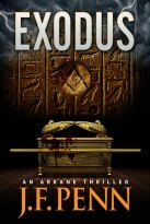 Exodus, an ARKANE Thriller (Book 3)