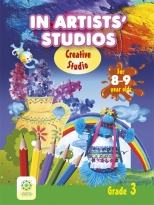 In artists' Studios. For 8-9-year-olds