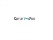 Century Type Print and Media